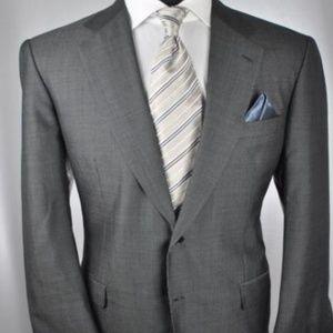 $4995 BRIONI Nomentano 25% SILK Modern 2Btn Suit